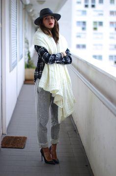 Une écharpe... ou pas: Alex's Closet : Blog mode, Blog beauté et voyage - Paris, Montréal
