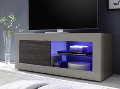 """Basic Modern TV Stand 55"""" by LC Mobili - $350.00"""