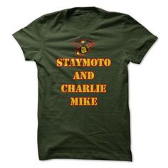 USMC - Staymoto - #hoodie style #sweater tejidos. MORE INFO => https://www.sunfrog.com/No-Category/USMC--Staymoto.html?68278