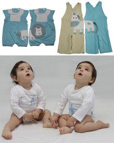 Ropa para gemelos o mellizos
