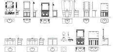 Dwg Adı : Banyo dolabı çizimleri  İndirme Linki : http://www.dwgindir.com/puanli/puanli-2-boyutlu-dwgler/puanli-mobilya-ve-ekipmanlari/banyo-dolabi-cizimleri.html