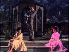 From the 1963 musical Bye-Bye Birdie  - here's Dick Van Dyke singing 'Put On A Happy Face' (with Janet Leigh)