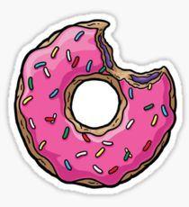 Donut Pegatina