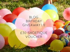 Having celebrated my 4th blog birthday on the 19th of this month and with my own 25th birthday in...