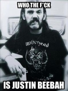 @myMotorhead challenge accepted.