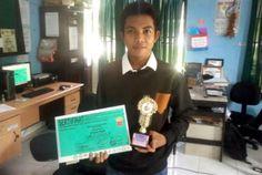 Ervan Shahaluddin, Putra Kepenuhan Juara Desain Grafis