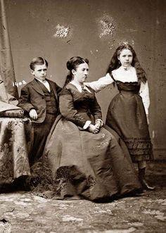 Ulysses S. Grant's Family
