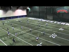 All Access Northwestern Lacrosse Practice with Kelly Amonte Hiller