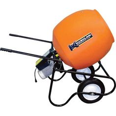 Kushlan Professional Portable Electric Direct Drive Cement Mixer – 6 Cubic Ft., Model# 600DD  http://www.handtoolskit.com/kushlan-professional-portable-electric-direct-drive-cement-mixer-6-cubic-ft-model-600dd/