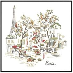 Pottery Barn Paris ($399) ❤ liked on Polyvore featuring home, home decor, wall art, multi, inspirational wall art, white wall art, parisian home decor, paris france home decor and inspirational home decor