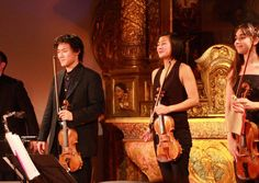 LIVE MUSIC EVENTS. Listen to classical music recitals given by leading international musicans during Bordeaux's International String Quartet Festival, which takes place at several venues across town, including the sumptuous Grand Théâtre. It's a refined affair and a real treat for string lovers.