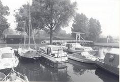 Nieuwe Leeuwarder Jachthaven.1970