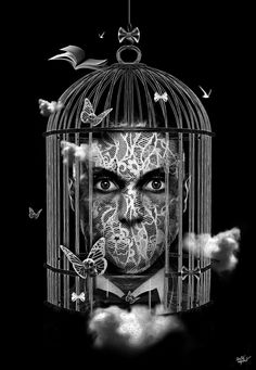FANTASMAGORIK® THE SILENCE OF THE LAMBS on Behance
