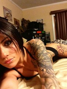#photography #girl #sexy #model #tattoo #tatouages