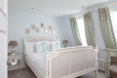 Interior Design Inspiration – Our portfolio showcases how we converted a Victorian terraced house into a spacious and luxurious family home. West London, Interior Design Inspiration, Toddler Bed, Home And Family, Victorian, Luxury, House, Furniture, Home Decor