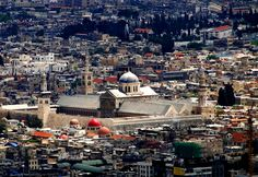 Located Near Mercure Hotel Saarbruecken Sued, Damascus (/dəˈmæskəs/; Israel, Umayyad Mosque, Mercure Hotel, Syrian Civil War, Blue Mosque, Grand Mosque, Islamic Architecture, Building Exterior, Ultimate Travel