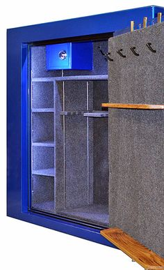 The Monster Gun Safe Interior With In Option Long Pro