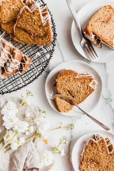 Orange Cardamom Coffee Cake — To Salt & See Brunch Recipes, Fall Recipes, Christmas Recipes, Apple Cider Donuts, Yogurt Cake, Best Chocolate Chip Cookie, Cupcakes, Coffee Cake, Baking Recipes