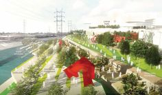 Gallery of 7 Firms Reveal Plans for Los Angeles River Revitalization - 33