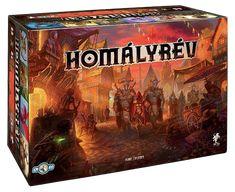 Az egyik legnagyobb szabású szerepjátékos társasjáték, melyben a játékosok a döntéseik nyomán játékról játékra változó világban kalandozva fejleszthetik karaktereiket Jurassic World, Monopoly, Harry Potter, Fantasy, Colors, Fantasy Books, Fantasia