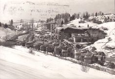 Piazzale del Nevegal Belluno Dolomiti Veneto Italia