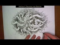 Abstract Drawing - YouTube