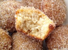 Donut mini-muffins - Estilo nórdico | Blog decoración | Muebles diseño | Interiores | Recetas - Delikatissen