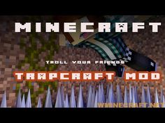 Trapcraft Mod 1.16.4-1.16.3-1.15.2-1.12.2 – A useful trapping tool in Mi... Minecraft Funny Moments, Funny Minecraft Videos, Minecraft Games, Minecraft Mods, Minecraft Challenges, Minecraft Survival, Best Mods, 2 In, In This Moment