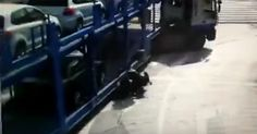 When A Huge Truck Ran Over A Stroller, No One Thought The Baby Would Live, But...OMG