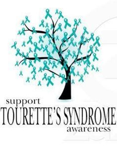 Tourette's Syndrome Awareness month  May 15th-June 15th!