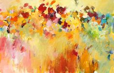 Growing Wild by artist Corre Alice 50 x 32, canvas on oil