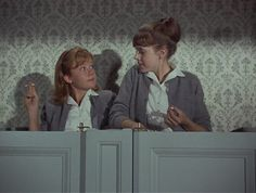 "The Trouble with Angels starring Hayley Mills and Rosalind Russell - ""I'VE GOT THE MOST SCATHINGLY BRILLIANT IDEA...!!"""