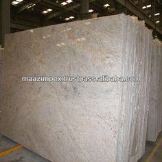 Kashmir cream granite $16~$55                          oh la la love this ....................