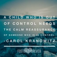 Parenting: How to stay calm during times on chaos. Tips for raising foster children or kids in safe families for children
