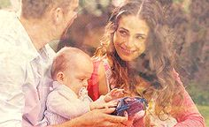 Paul, Jordana and Vin