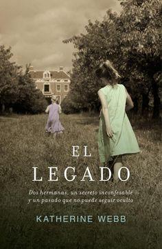 """""""El Legado"""" de Katherine Webb."""