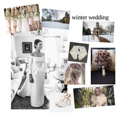 Winter Wedding II by indstargazer0804 on Polyvore featuring polyvore fashion style clothing