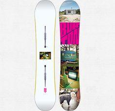 Restricted Déjà Vu Snowboard