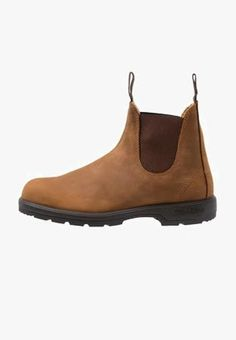 Leonardo sko brun ruskind ankel støvler Ny Herresko Mode