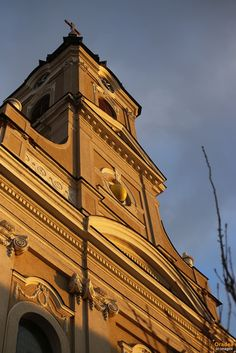 De vizitat: Biserica cu Luna | Oradea in imagini