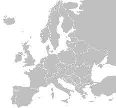 europakart uten navn - Google-søk