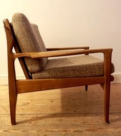 Super Rare Narvik Fred Lowen Dutch Australian Armchair