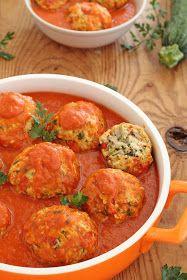 Pulpety dietetyczne, lekkie można je zrobić i latem i zimą bo wykorzystuje do nich przecier pomidorowy. Polecam bo są lekkie i dietetyczn...