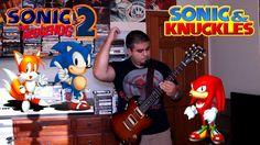 Sonic The Hedgehog - Casino Night Zone & Lava Reef Act 1