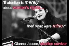 """""""Woman's rights"""""""