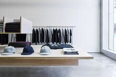 The Vancouver-based brand has opened a flagship store in its hometown.
