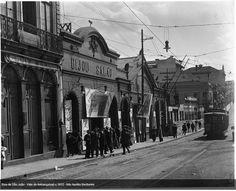 Rua de São João  Ano: 1912  Autor: Aurelio Becherini