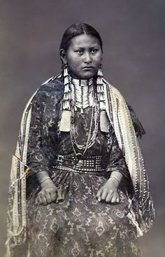 A Yankton Girl #History #Native #American #Indians