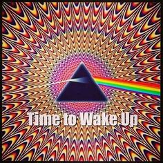 Time to wake up!