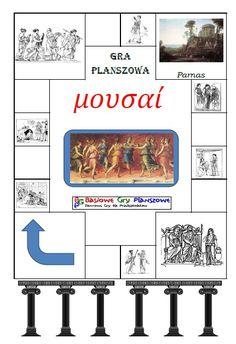 Muzy - gra planszowa